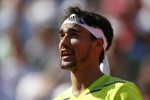 Roland Garros, Fognini eliminato dal francese Monfils