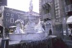 Catania, al via la ristrutturazione della fontana di piazza Duomo