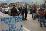 «Caselli» e proteste in autostrada