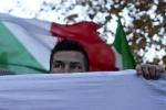 Forconi, rubò bandiera Ue: condannato leader Casapound