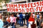 Formazione: al via a Palermo la manifestazione per lo sciopero regionale