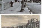 Quei lampioni artistici al Foro Italico di Palermo
