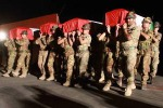 Militari morti, il ritorno delle salme in Italia