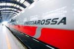 Treni, internet ad alta velocità sui Frecciarossa