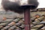 Conclave, seconda fumata nera Benedetto XVI non sarà alla prima messa