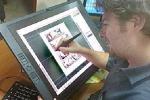 I fumetti dalla carta al digitale Ora si disegna con il computer