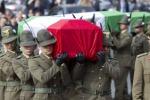 Militari morti in Afghanistan, oggi l'ultimo saluto