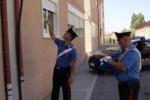 Un'intera palazzina rubava acqua pubblica: 17 arresti