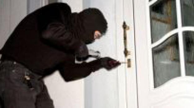 chiave bulgara, furti in appartamenti ad agrigento, Agrigento, Cronaca