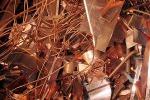 Trapani: scoperto un deposito di cavi di rame Denunciato il proprietario del locale