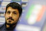"""Gattuso: """"Dopo i mondiali, addio azzurro"""""""