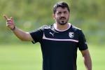 Palermo a La Spezia, Lafferty con Hernandez