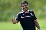 """""""Insulti al guardalinee"""": Gattuso squalificato per una giornata"""