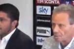Gattuso: Zamparini? Ipocrita ed incompetente