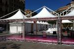 """Palermo, Orlando contro i gazebo: """"Provvedimenti passati non hanno senso"""""""