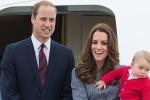 Primo tour internazionale per il royal baby George andrà in Australia con i genitori