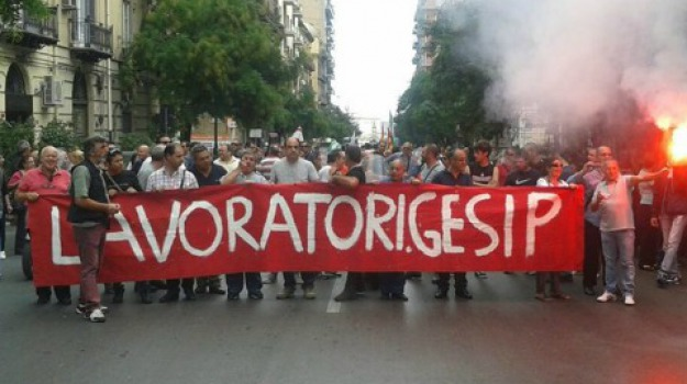 proteste, Palermo, Cronaca