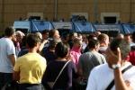 Gesip, riprende la protesta: bloccate le strade della città