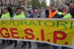 Gesip, Orlando: soluzione con Governo e sindacati