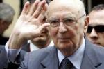 Napolitano: essenziale il consolidamento dell'Euro