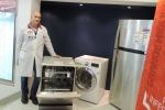 Intelligenti e meno costose Più richieste per la lavastoviglie