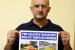 Lo strano caso dell'elipista fantasma A Niscemi scatta la denuncia di Maida
