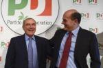 """Camere, Bersani: """"Boldrini e Grasso"""""""