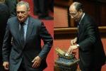 Senato, ballottaggio Grasso-Schifani