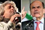 """Bersani: """"Ecco gli 8 punti del mio programma, Grillo decida cosa fare"""""""