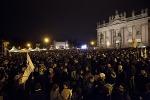 Grillo sul palco a Roma, cacciata la stampa italiana