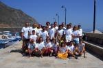 Alla scoperta delle isole a nuoto In Sicilia è «swimtrekking» mania
