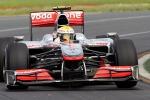 Australia: nelle libere volano le McLaren, indietro le due Ferrari