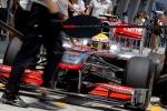 Gp Malaysia: freccia Hamilton, la Ferrari c'è