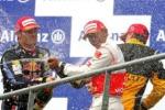 F1, a Spa trionfa Hamilton