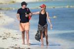 """Heidi Klum, vacanza in Messico con il suo """"toy boy"""""""