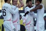 Palermo a doppia velocità vince anche a Lecce
