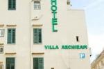 L'albergo dove fu trovata morta Elisabetta