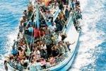 Oltre un centinaio di libici sbarca nel Catanese