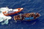 Ancora sbarchi: soccorsi 82 migranti: 3 donne incinte