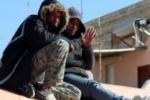 Lampedusa, trasferiti 200 tunisini
