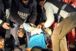 Naufraga barcone, tragedia al largo di Lampedusa