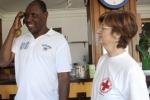 Naufraga con la moglie incinta a Lampedusa: la ritrova dopo 22 giorni