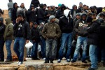 Lampedusa, tensione al centro di accoglienza