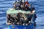 Naufragio, militari voglio affido dei bimbi migranti