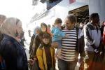 Nuovo sbarco ad Augusta, arrivati 900 migranti