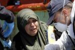 Emergenza sbarchi, oltre mille migranti soccorsi stanotte nel Canale di Sicilia