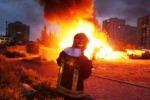 Favara, incendio nelle campagne: 50 famiglie evacuate