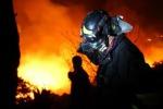 """Incendi, paura a Tusa: """"Abbiamo bisogno di aiuto"""""""