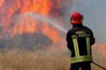 Massima severità contro gli incendiari