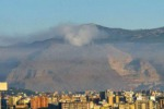 """Palermo, incendio Bellolampo: ordinanza del sindaco per """"rischio di sostanze tossiche"""""""